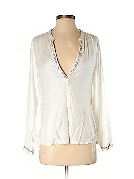 Subtle Luxury Long Sleeve Blouse Size XS