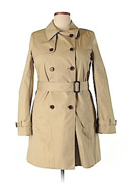 J. Crew Collection Trenchcoat Size 16