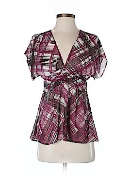 Windsor Short Sleeve Blouse Size XS
