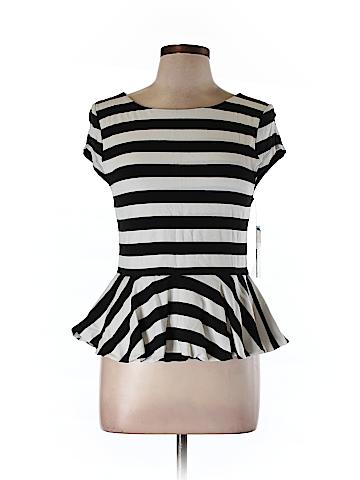 Alice + olivia Short Sleeve Top Size M