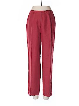 Sigrid Olsen Linen Pants Size 6 (Petite)