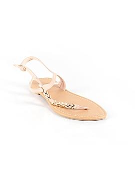 Sole Diva Sandals Size 6