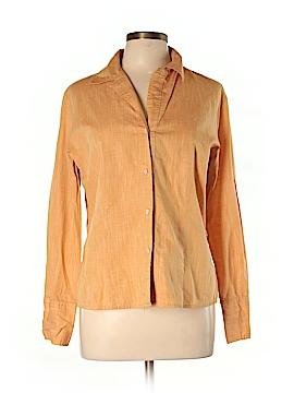 Zanella Long Sleeve Button-Down Shirt Size 12
