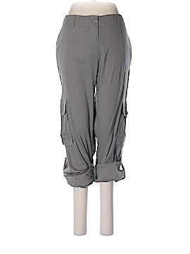 Katherine Barclay Linen Pants Size 8