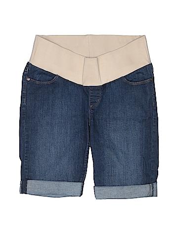 Ann Taylor LOFT Denim Shorts Size 2 (Maternity)