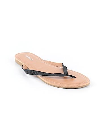 Express Flip Flops Size 8