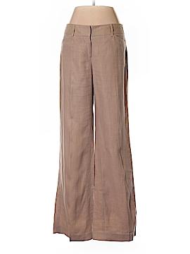 Intuitions Linen Pants Size 4