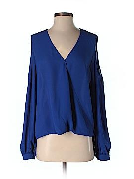 Single Los Angeles Long Sleeve Blouse Size XS