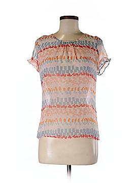 Annabella Short Sleeve Blouse Size S