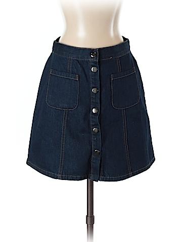 BDG Denim Skirt Size S