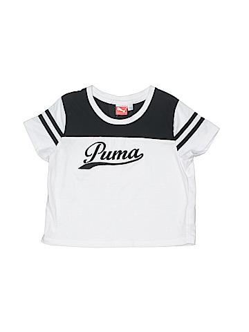 Puma Short Sleeve T-Shirt Size M (Kids)