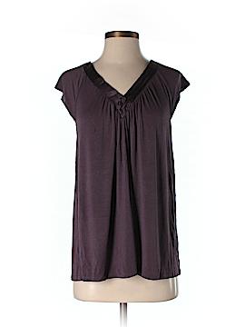 Carole Hochman Short Sleeve Top Size S