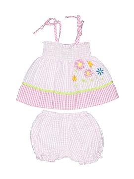 Mon Petit Sleeveless Top Size 3-6 mo
