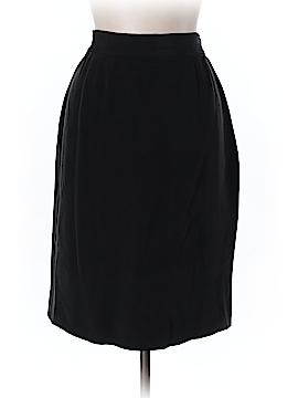 Dana Buchman Silk Skirt Size 16