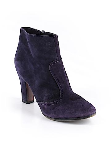 Sam Edelman Ankle Boots Size 8 1/2