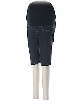 Bella Vida Maternity Denim Shorts Size S (Maternity)