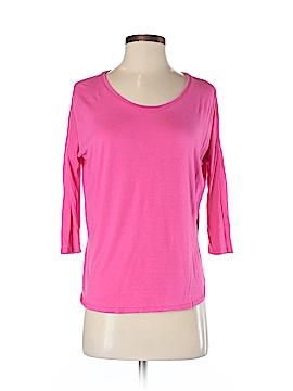 Color Thread 3/4 Sleeve T-Shirt Size S