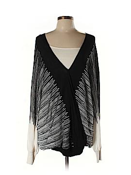 Marina Rinaldi 3/4 Sleeve Top Size L