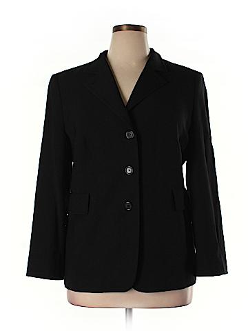Akris punto Wool Blazer Size 14