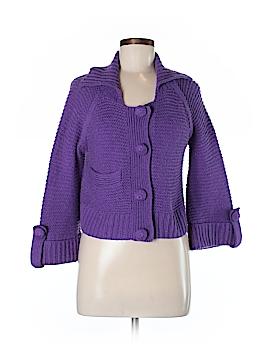 Christiane Celle Wool Cardigan Size M