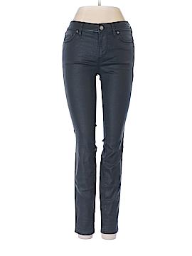 Ann Taylor LOFT Faux Leather Pants Size 25P