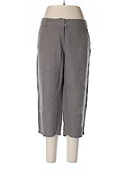 Eileen Fisher Linen Pants Size L