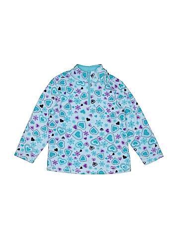 Hanna Andersson Fleece Jacket Size 110 (CM)