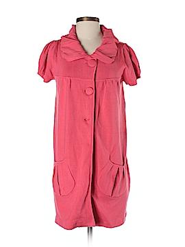 INC International Concepts Silk Cardigan Size S