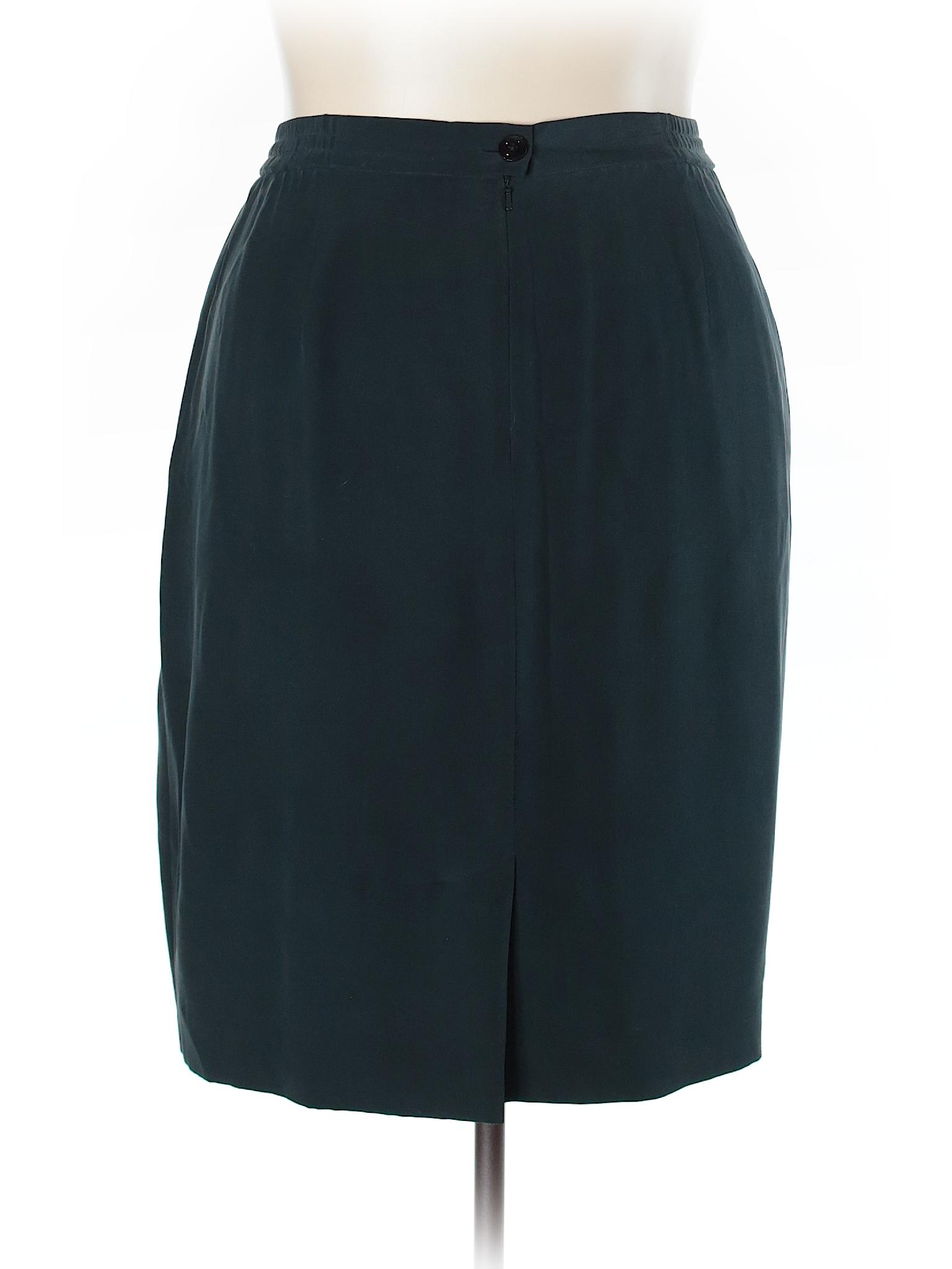 Silk Skirt York New Leisure winter Jones qgwAppT7
