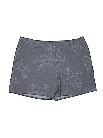 J.jill Khaki Shorts Size 20 (Plus)