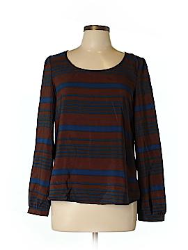 Blu Pepper Long Sleeve Blouse Size L