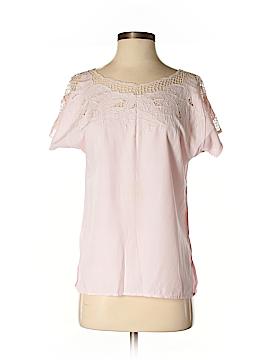 Star Short Sleeve Blouse Size S