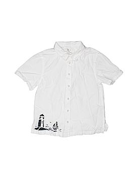 Threads Short Sleeve Button-Down Shirt Size 5T