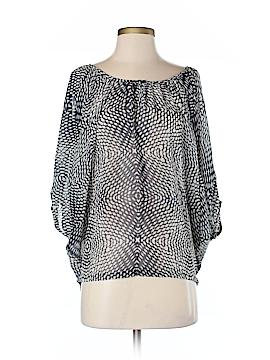 Costa Blanca Short Sleeve Blouse Size XS
