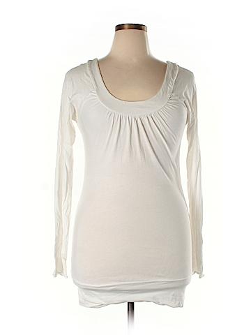Velvet Long Sleeve Top Size XL