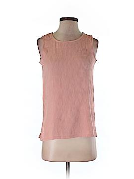 Karen Scott Sleeveless Blouse Size S
