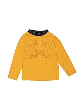 Nautica Long Sleeve T-Shirt Size 4T