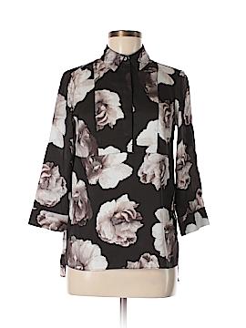 Simply Vera Vera Wang 3/4 Sleeve Blouse Size XS