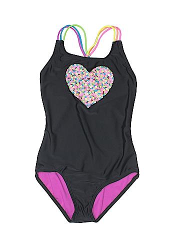 Xhilaration One Piece Swimsuit Size 7 - 8