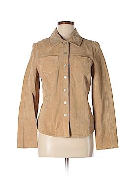 Live A Little Leather Jacket Size M
