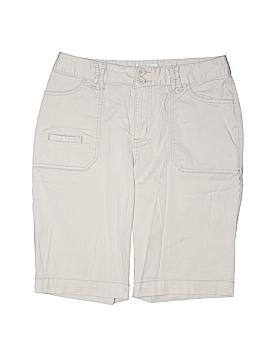 St. John's Bay Khaki Shorts Size 6