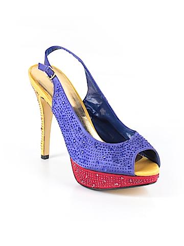 Valenti Franco Heels Size 8