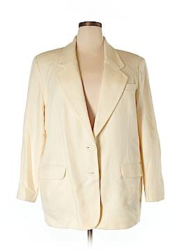 Worthington Wool Blazer Size 22W (Plus)