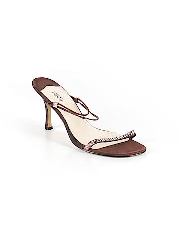 Valenti Franco Heels Size 10