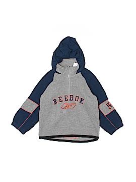 Reebok Fleece Jacket Size 4T
