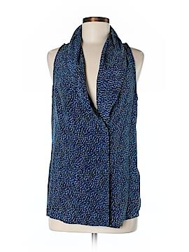 Rachel Zoe Sleeveless Silk Top Size 6
