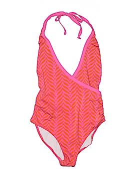 Diane von Furstenberg One Piece Swimsuit Size M