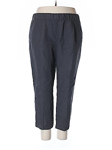 Ann Taylor LOFT Linen Pants Size XXL