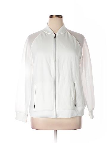Lauren by Ralph Lauren Track Jacket Size 1X (Plus)