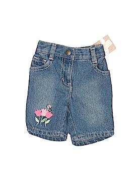 Crazy 8 Denim Shorts Size 3-6 mo